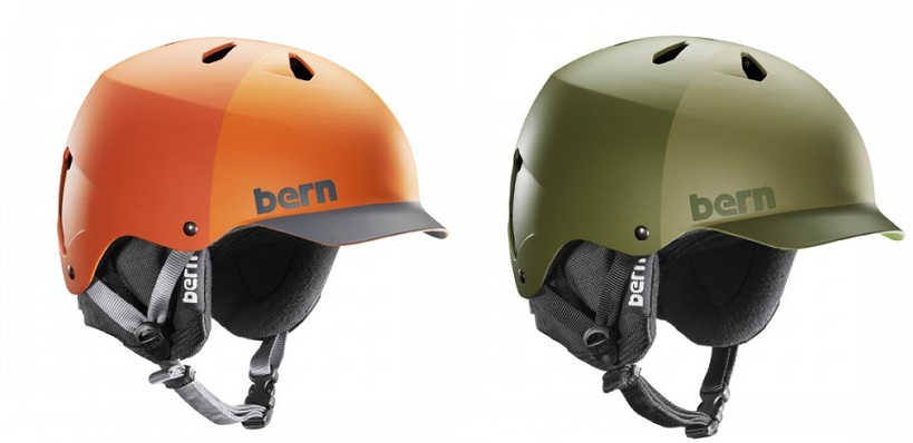 Bern Snow Helmet Watts
