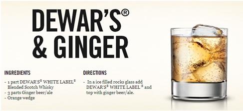 Dewars-Ginger