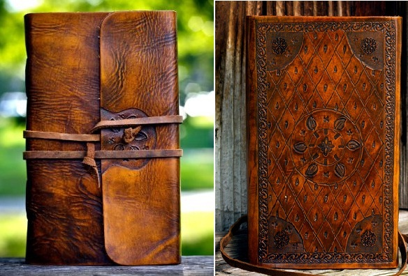 Hemingway Leather Journal