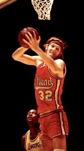 Bill Walton NBA Portland Trailblazers