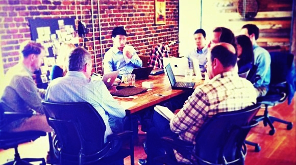 Team Meeting @ Trumaker