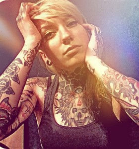 Tattoo Artist Eva Huber