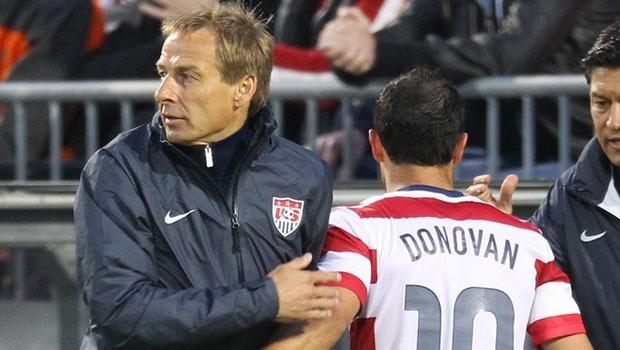 Donovan Klinsmann Soccer