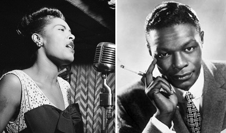 Jazz-Billie-Holiday-Nat-King-Cole