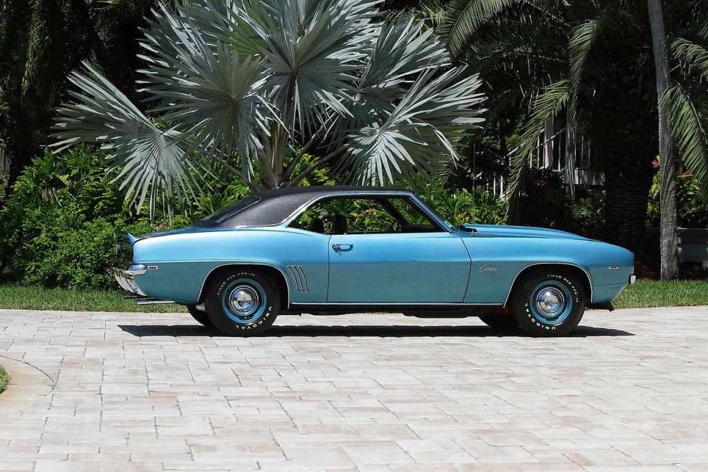 1969-Camaro-427