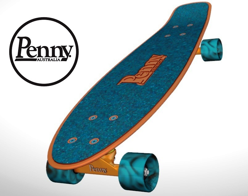 Design your own penny skateboard the rugged male for Create your own penny