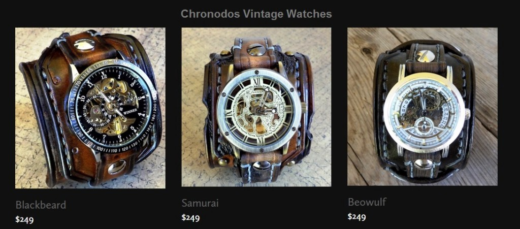 chronodos vintage watches