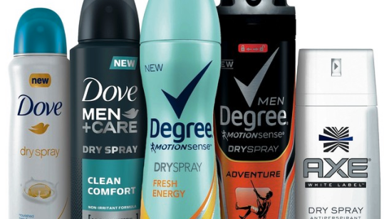 Unilever-Dry-Sprays