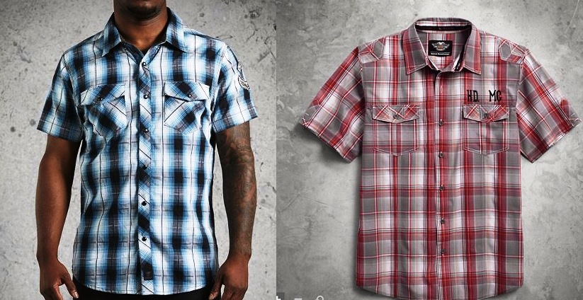 mens-fashion-shirts-plaid