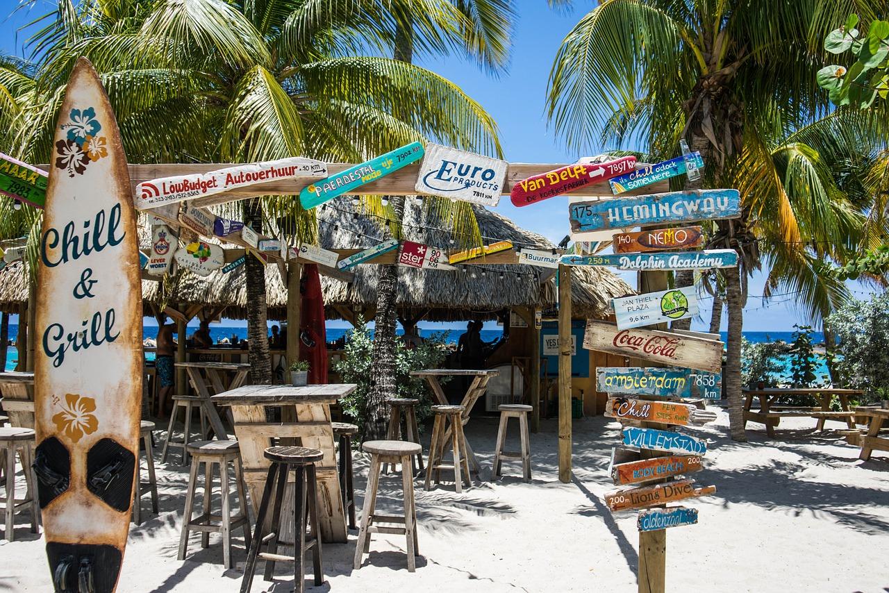 The Best Beach Bars In America