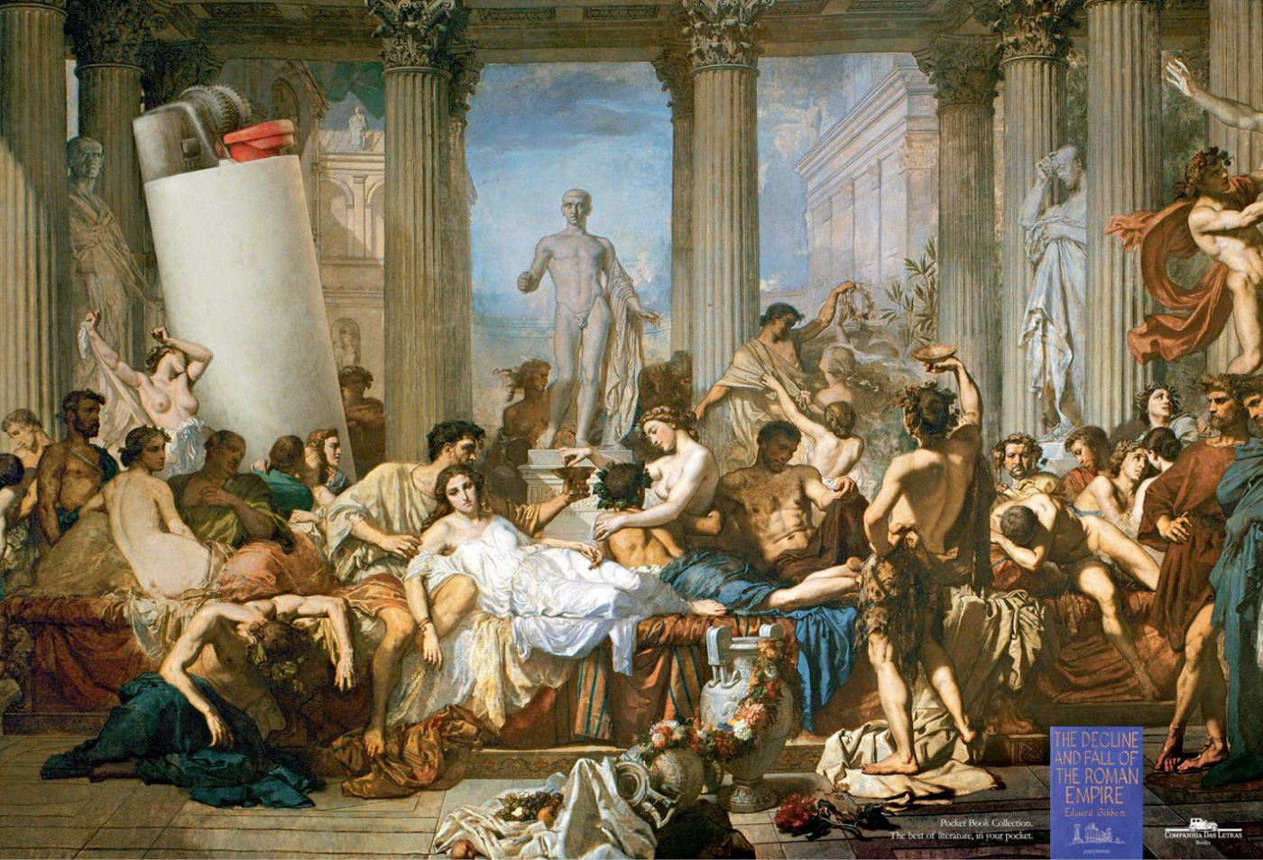corruption and the decline of rome Rome's destruction began as a disease slowly disintegrating from the inside political corruption, the division of wealthy and poor, decline in moral - the decline of rome what were the most important reasons for the decline of the roman empire why the seemingly unstoppable roman empire was.