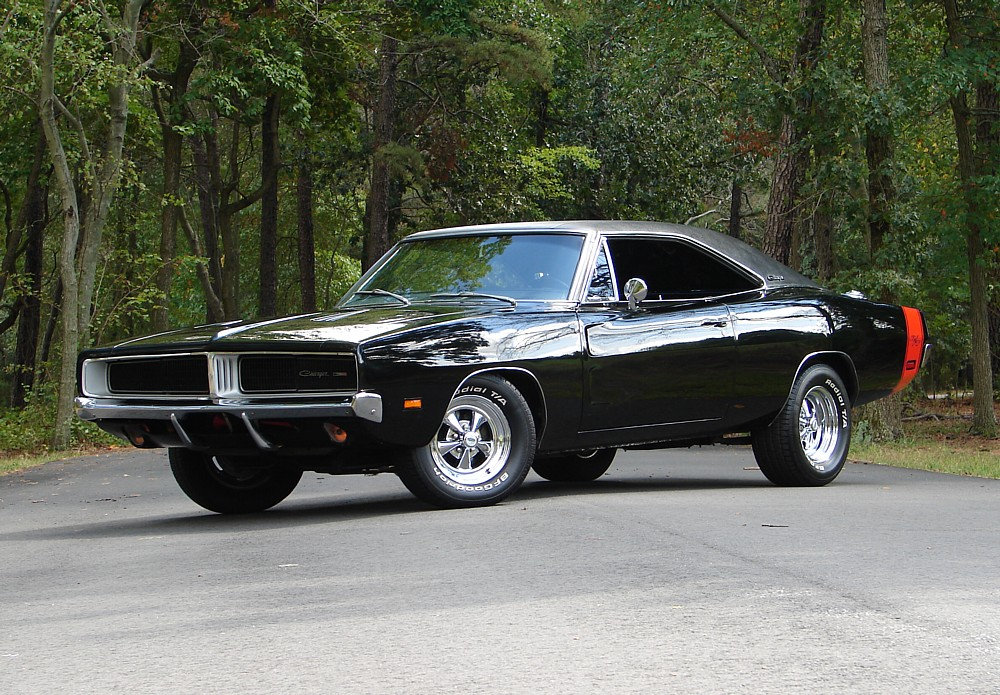 Muscle Cars 1969 Charger Camaro GTO Dodge Mustang   The ...