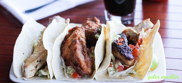 Sunnyside Fish Tacos