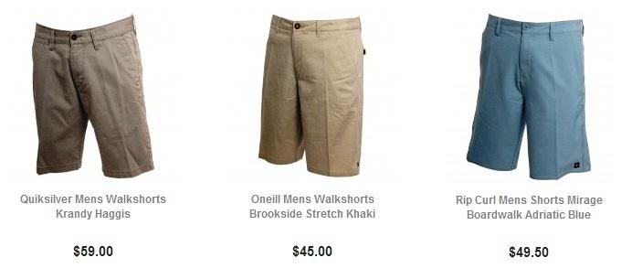 Men's Shorts Surf Shorts