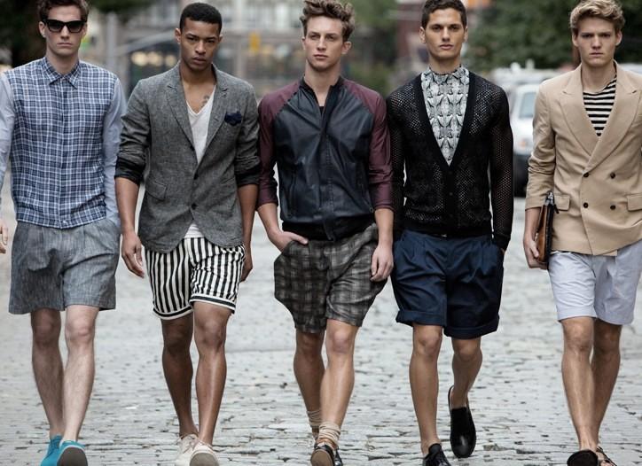 Men's Shorts Summer Clothing