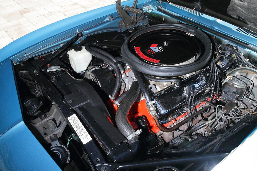 Big-Block-427-1969-Camaro