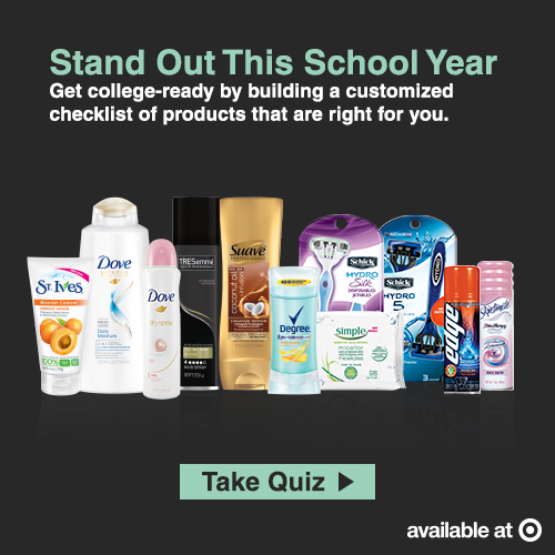Men Grooming Quiz by Target