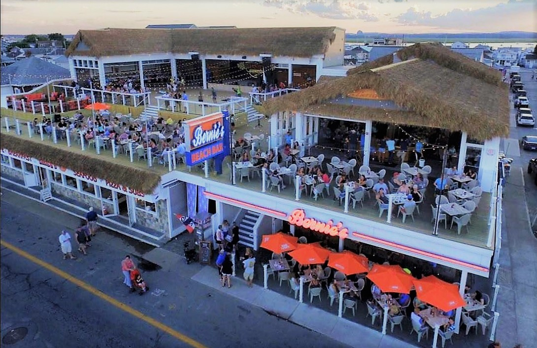 Bernies Beach Bar Hampton Nh