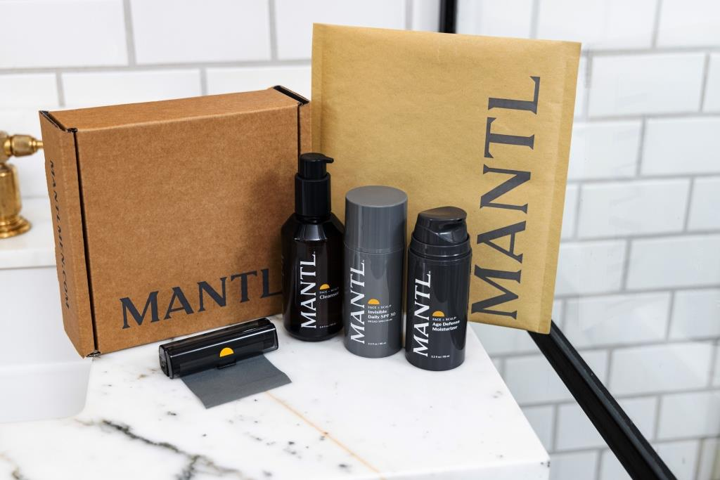 head shaving products mantl