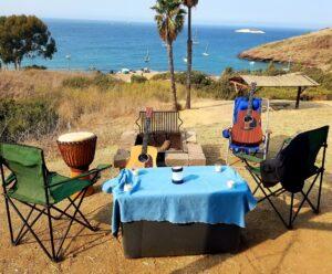 Camping Catalina Island