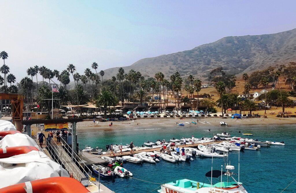 camping-catalina-two-harbors-dock