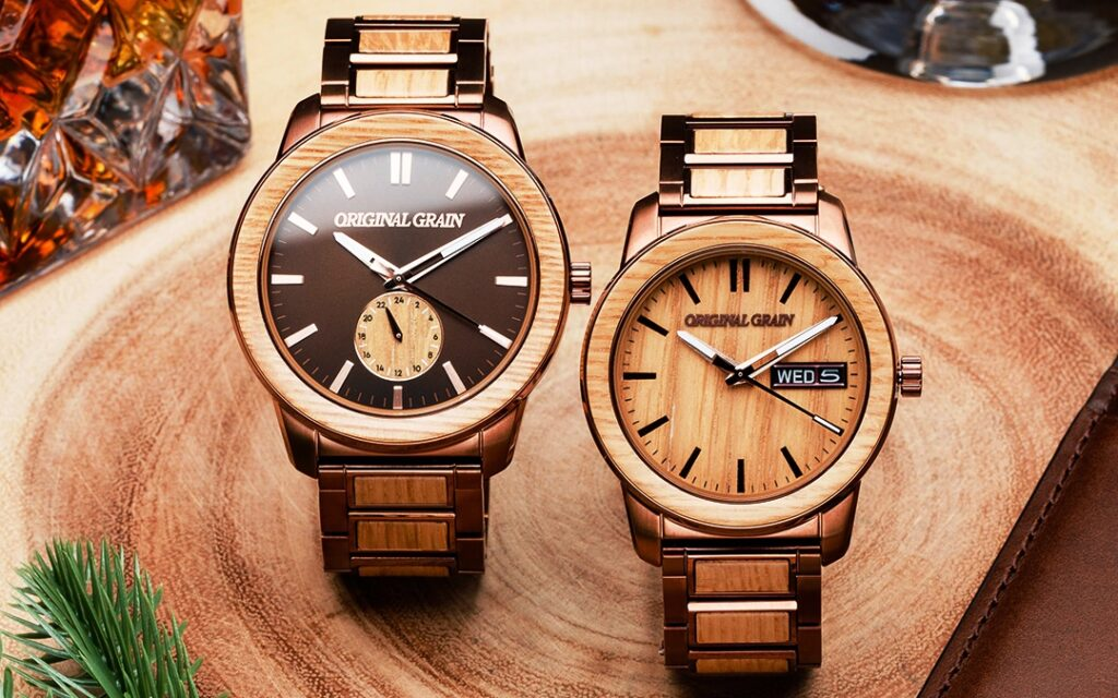 OG-Whiskey Watches