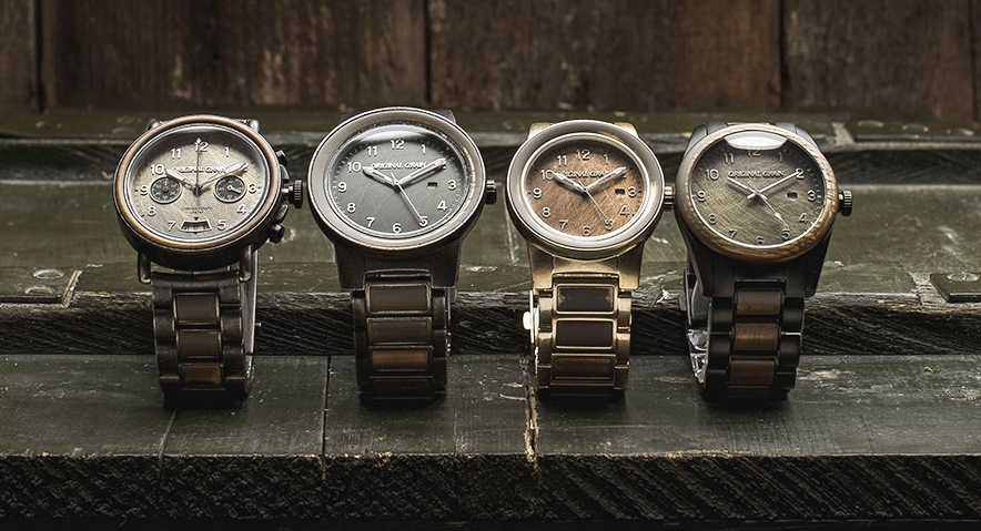 Original-Grain-Watches-Military-Collection