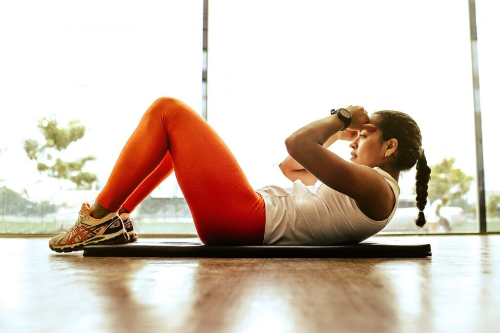 home-ab-exercises-crunch