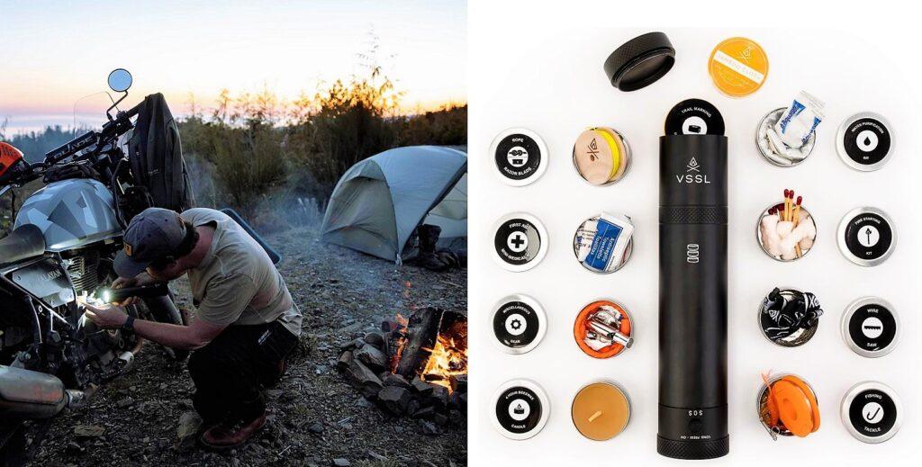 best new camping gear - adventure kit