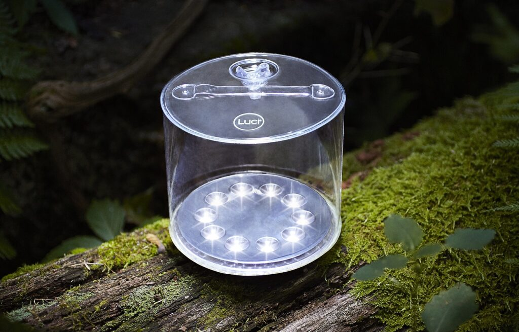 camping gear luci lantern